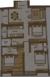 1747 sqft, 3 bhk Apartment in Piramal Vaikunth Cluster 4 Thane West, Mumbai at Rs. 0