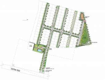 1200 sqft, Plot in Reliaable Dollar Colony Avalahalli Off Sarjapur Road, Bangalore at Rs. 0