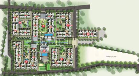 616.34 sqft, 2 bhk Apartment in Rohan Abhilasha Building A Wagholi, Pune at Rs. 0