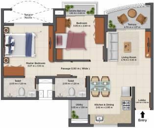 420 sqft, 1 bhk Apartment in TATA La Montana Phase III Talegaon Dabhade, Pune at Rs. 0