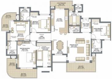 3005 sqft, 4 bhk Apartment in Microtek Greenburg Sector 86, Gurgaon at Rs. 0
