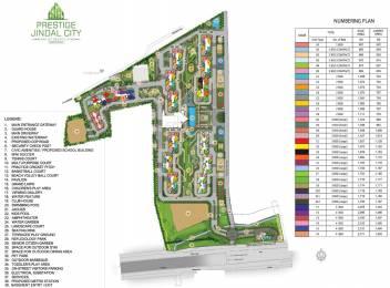 2131 sqft, 4 bhk Apartment in Prestige Jindal City Dasarahalli on Tumkur Road, Bangalore at Rs. 0