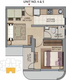 342 sqft, 1 bhk Apartment in Lodha Codename Move Up Jogeshwari West, Mumbai at Rs. 0