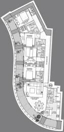 3825 sqft, 4 bhk Apartment in Lodha World Crest Lower Parel, Mumbai at Rs. 0