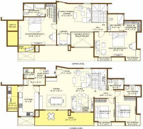 3616 sqft, 4 bhk Apartment in Bhartiya Nikoo Homes Kannur on Thanisandra Main Road, Bangalore at Rs. 0