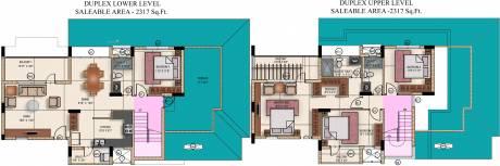 2317 sqft, 4 bhk Apartment in Mahindra Aqualily Singaperumal Koil, Chennai at Rs. 0