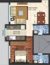 715 sqft, 1 bhk Apartment in Spenta Alta Vista Chembur, Mumbai at Rs. 0