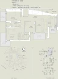 1573 sqft, 2 bhk Apartment in TATA La Vida Sector 113, Gurgaon at Rs. 0
