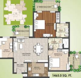 1465 sqft, 2 bhk Apartment in Spaze Privy AT4 Sector 84, Gurgaon at Rs. 0