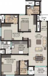 1597 sqft, 3 bhk Apartment in Sobha Silicon Oasis Hosa Road, Bangalore at Rs. 0