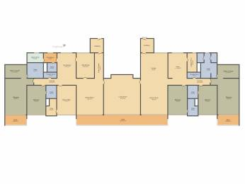 7175 sqft, 5 bhk Apartment in Panchshil Towers Kharadi, Pune at Rs. 0