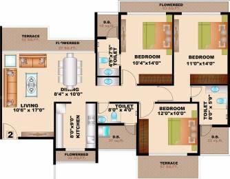 2030 sqft, 3 bhk Apartment in Bhagwati Greens 1 Kharghar, Mumbai at Rs. 0