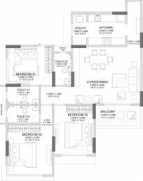 1776 sqft, 3 bhk Apartment in Godrej Prime Chembur, Mumbai at Rs. 0