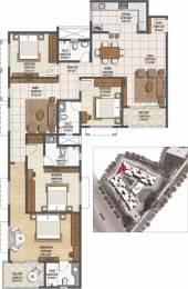 2437 sqft, 4 bhk Apartment in Brigade Buena Vista Budigere Cross, Bangalore at Rs. 0