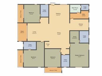 2965 sqft, 4 bhk Apartment in Salarpuria Sattva Magnus Shaikpet, Hyderabad at Rs. 0