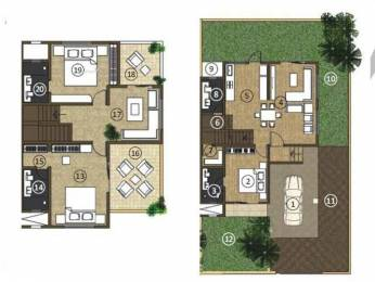 2715 sqft, 3 bhk Villa in Kolte Patil Ivy Villa Wagholi, Pune at Rs. 0