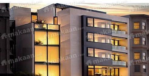 1332 sq ft 2BHK 2BHK+2T (1,332 sq ft) Property By R R Propertiees In Eternis, Andheri East