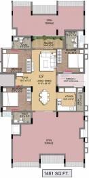 1461 sqft, 3 bhk Apartment in Radiance Empire Perambur, Chennai at Rs. 0