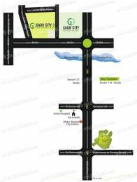 1400 sqft, 3 bhk Apartment in Gaursons 1st Avenue Sector 4 Noida Extension, Greater Noida at Rs. 60.2000 Lacs
