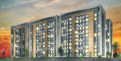 925 sqft, 2 bhk Apartment in SSG Shankra Residency Bhankrota, Jaipur at Rs. 22.6625 Lacs