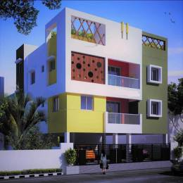 1200 sqft, 3 bhk Apartment in Builder Project Madambakkam, Chennai at Rs. 63.0000 Lacs