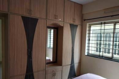 1047 sqft, 1 bhk Apartment in Builder Project Mallathahalli, Bangalore at Rs. 12500