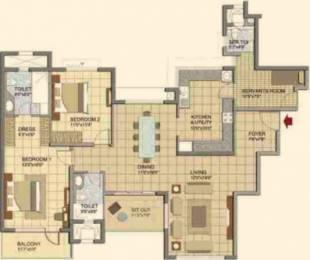 2000 sqft, 2 bhk Apartment in Prestige Lakeside Habitat Varthur, Bangalore at Rs. 0