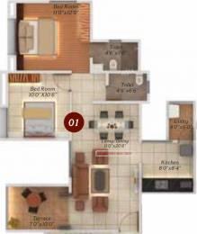905 sqft, 2 bhk Apartment in Legacy Twin Arcs  Tathawade, Pune at Rs. 0