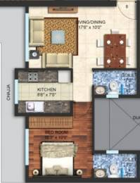 715 sqft, 1 bhk Apartment in Spenta Alta Vista Chembur, Mumbai at Rs. 0