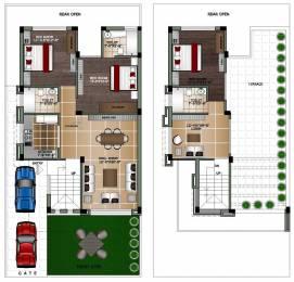 1720 sqft, 3 bhk Villa in Builder Project Kanswali kodari, Dehradun at Rs. 59.9500 Lacs