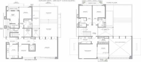 4500 sqft, 5 bhk Apartment in TATA Primanti Sector 72, Gurgaon at Rs. 0