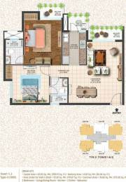 1085 sqft, 2 bhk Apartment in Ace Parkway Sector 150, Noida at Rs. 0