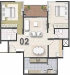 1485 sqft, 2 bhk Apartment in Shriram Southern Crest Kumaraswamy Layout, Bangalore at Rs. 0