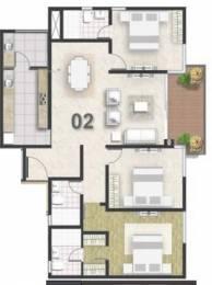 3435 sqft, 3 bhk Apartment in Shriram Southern Crest Kumaraswamy Layout, Bangalore at Rs. 0