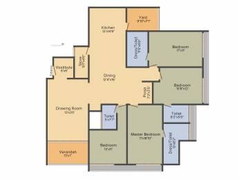 3265 sqft, 4 bhk Apartment in Sun Prima Ambavadi, Ahmedabad at Rs. 0