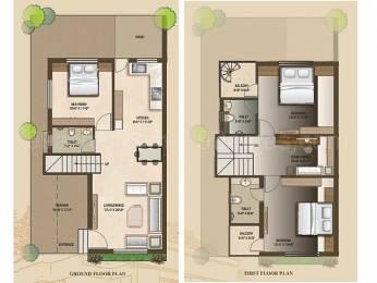 1400 sqft, 2 bhk Villa in Builder Project Madhavpura, Vadodara at Rs. 9500