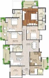 2670 sqft, 4 bhk Apartment in Spaze Privy AT4 Sector 84, Gurgaon at Rs. 0