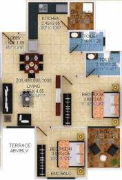 904 sqft, 2 bhk Apartment in Pristine Prolife Wakad, Pune at Rs. 0