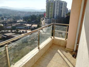 1320 sqft, 2 bhk Apartment in Builder Project Bhugaon, Pune at Rs. 15000