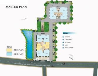 803 sqft, 2 bhk Apartment in Merlin Next Behala, Kolkata at Rs. 0