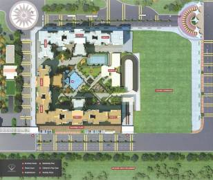 1525 sqft, 3 bhk Apartment in BramhaCorp F Residences Wadgaon Sheri, Pune at Rs. 0