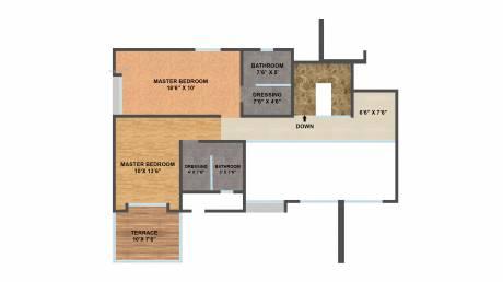 2499 sqft, 3 bhk Apartment in Gagan Lawish Undri, Pune at Rs. 0