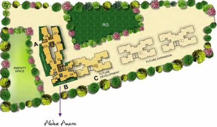 1076 sqft, 2 bhk Apartment in Puraniks Aldea Anexo Baner, Pune at Rs. 0