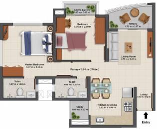 416 sqft, 1 bhk Apartment in TATA La Montana Phase III Talegaon Dabhade, Pune at Rs. 0