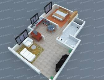 North Facing 1 BHK Flat Available With Security Facility