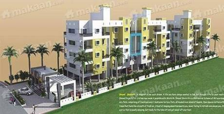1 BHK Apartment with Power Backup