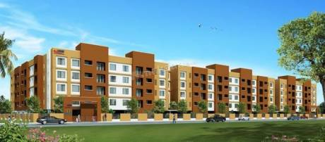 Freehold 2 BHK Flat available with Reserved Car Parking & Swimming Pool