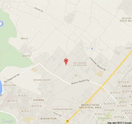 1100 sqft, 2 bhk Apartment in Shriram Shri Ram Heights Raj Nagar Extension, Ghaziabad at Rs. 36.3000 Lacs