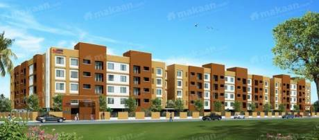2 BHK Under Construction Flat with Reserved Car Parking