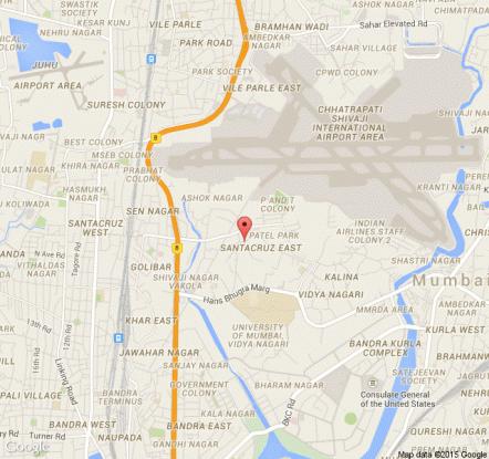 1650 sqft, 3 bhk Apartment in Builder Project Santacruz East, Mumbai at Rs. 3.5000 Cr